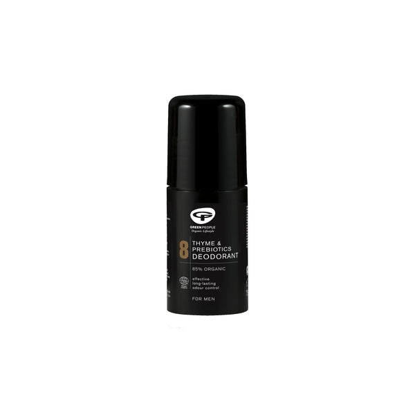 Green People Men's Care No. 8 Thyme & Prebiotics Deodorant 75 ml