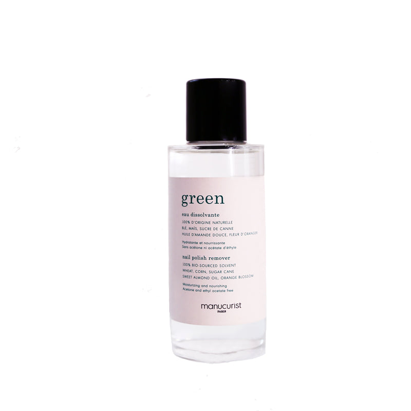 Manucurist Paris Green Natural Nail Polish Remover