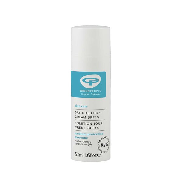 Green People Day Solution Cream SPF15 50 ml