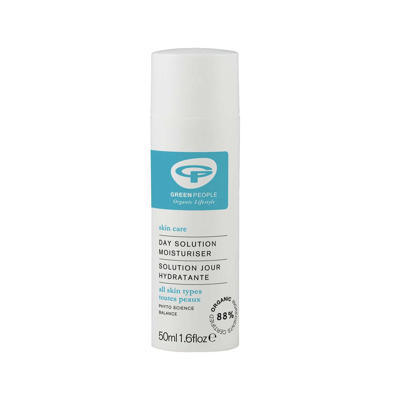 Green People Day Solution Moisturiser 50 ml