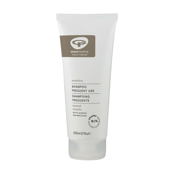 Green People Neutral Shampoo Parfumefri 200 ml
