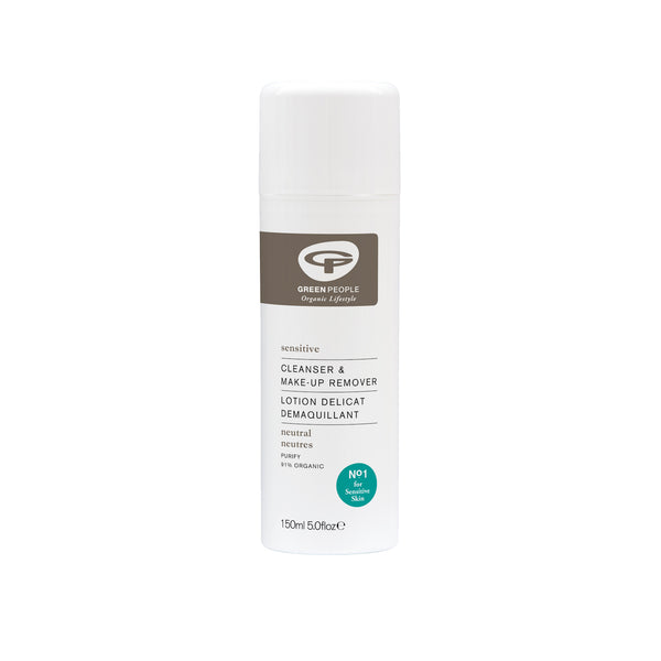 Green People Neutral Cleanser Parfumefri 150 ml