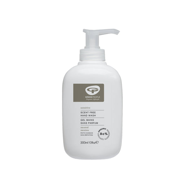 Green People Neutral Scent Free Hand Wash 300 ml