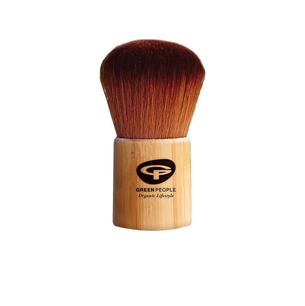 Green People Kabuki Brush