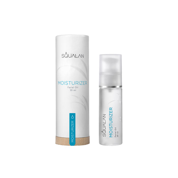 Squalan Moisturizer Facial Oil 30 ml