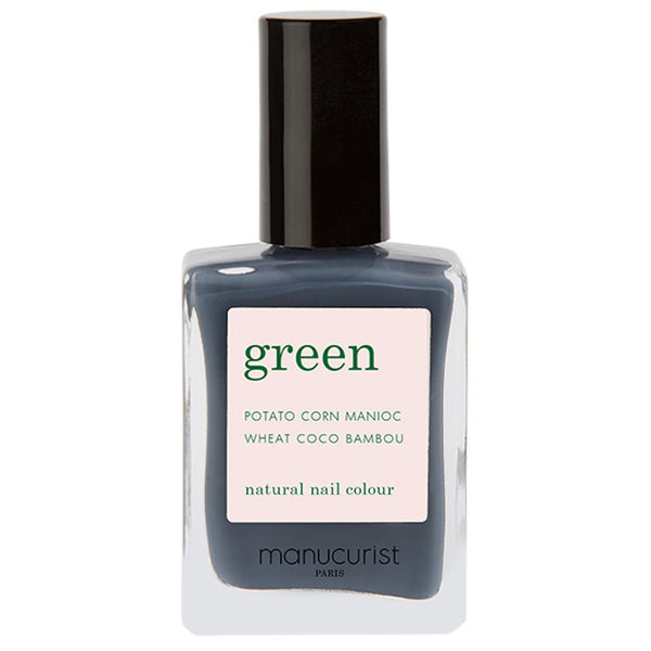 Manucurist Paris Green Poppy Seed Natural Nail Colour 15 ml