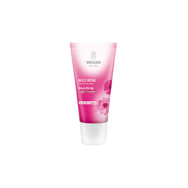 Weleda Wild Rose Smoothing Night Cream 30 ml