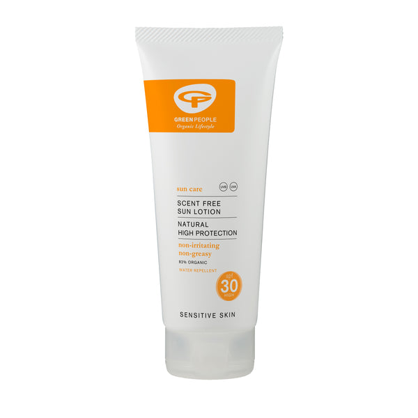 Green People Sun Lotion SPF30 Neutral Scent Free 200 ml