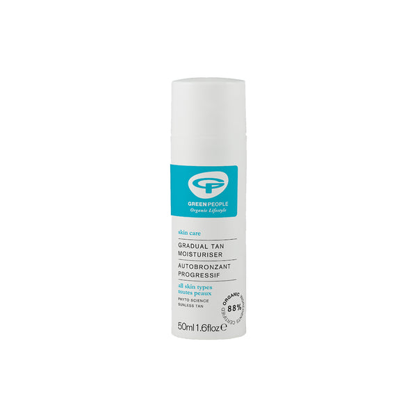 Green People gradual tan moisturiser 50 ml