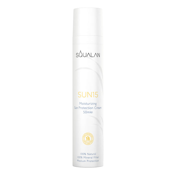 Moisturizing Sun Protection Cream SPF15 FACE 50 ml