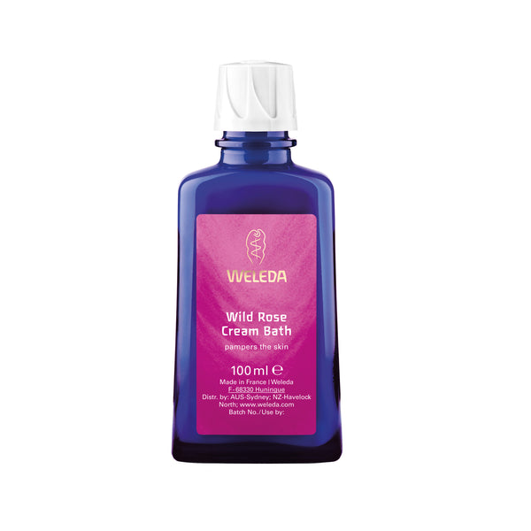 Weleda Wild Rose Cream Bath 100 ml