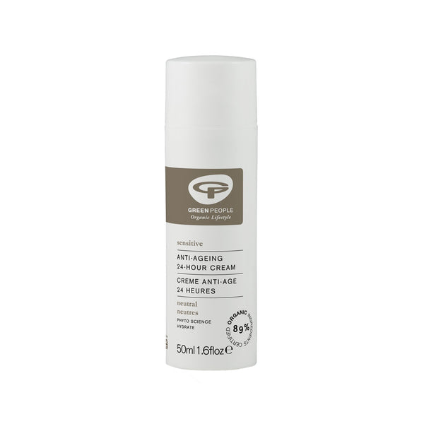 Green People Neutral Anti-Ageing 24Hour Cream Parfumefri 50 ml