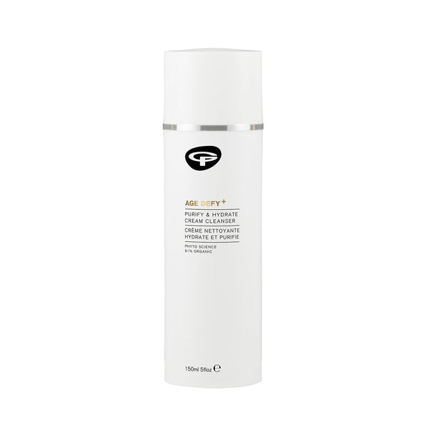 Green People Purify and Hydrate Cream Cleanser 150 ml
