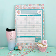Load image into Gallery viewer, 12x18 Daily Chore Chart Dry Erase Board