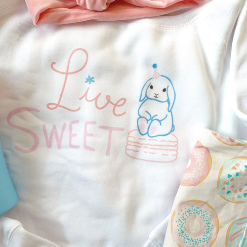 Original Live Sweet Sweatshirt
