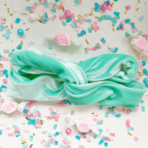 Mint Turban Headband