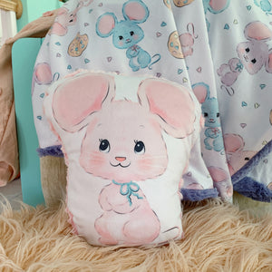 Mouse Shaped Pillow