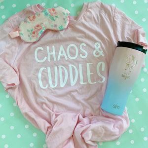 Chaos and Cuddles T-Shirt