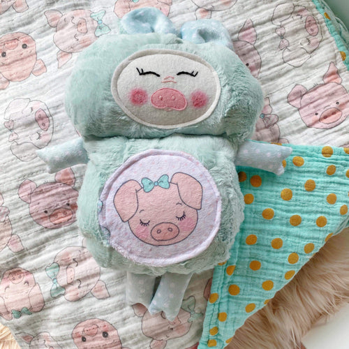 Mint  Pig Cutieloo
