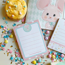 Load image into Gallery viewer, XO Mouse Stationary Set with Checklist Pad