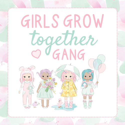 Girls Grow Together Gang For Influencers and Bloggers