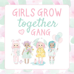 Girls Grow Together Gang For Shop owners and Brands