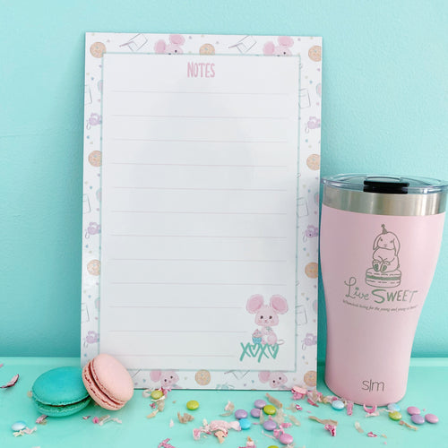 8x12 Notes Dry Erase Board