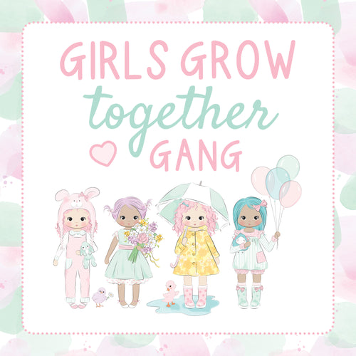 Annual Girls Grow Together Gang Membership