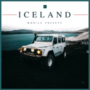 Joe Yates Visuals Iceland Collection - Mobile