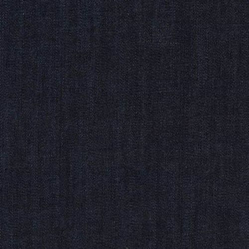 Robert Kaufman Super Stretch Denim 8.6 oz - Indigo - 1/2 metre