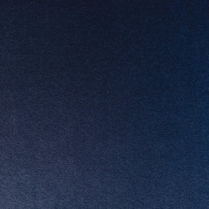 Bamboo Fleece - Navy - 1/2 metre