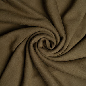 Organic Cotton Jersey - Timber - 1/2 meter