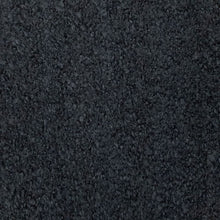 Load image into Gallery viewer, Boucle Wool Blend - Black - 1/2 metre
