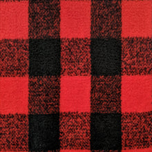 Load image into Gallery viewer, Wool Blend Coating - Buffalo Plaid - 1/2 metre