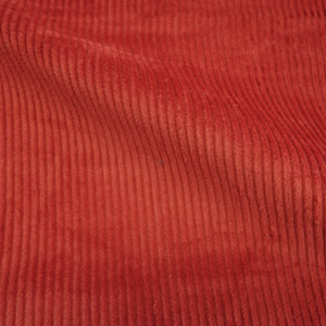 Stretch Corduroy - Chili - 1/2 metre