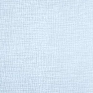 Cotton Double Gauze - Frost - 1/2 metre