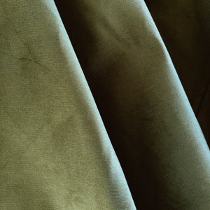 Fine Wale Stretch Corduroy - Forest - 1/2 metre