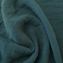 Load image into Gallery viewer, Midweight Washed Linen - Caribbean - 1/2 metre