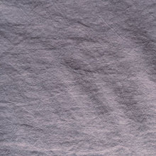 Load image into Gallery viewer, REMNANT Midweight Washed Linen - Lavender - 1.8 metre
