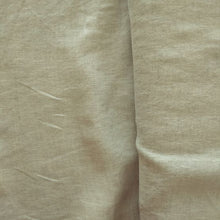 Load image into Gallery viewer, Midweight Washed Linen - Sand - 1/2 metre