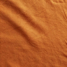 Load image into Gallery viewer, Midweight Washed Linen - Spice - 1/2 metre