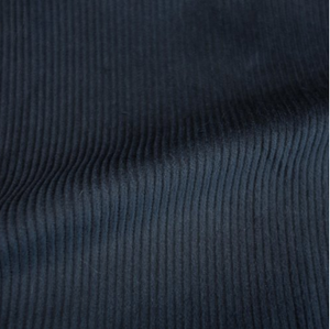 Stretch Corduroy - Navy - 1/2 metre