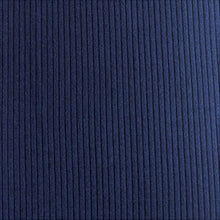 Load image into Gallery viewer, Rib Knit - Indigo - 1/2 metre