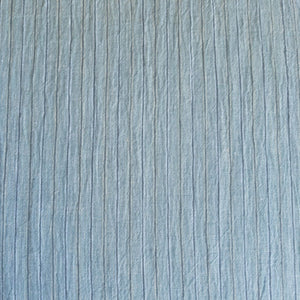 Striped Washed Linen - Blue - 1/2 metre