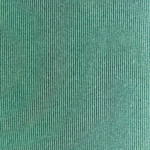Sweatshirt Ribbing - Evergreen - 1/2 meter