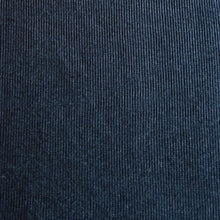 Load image into Gallery viewer, Sweatshirt Ribbing - Navy - 1/2 metre