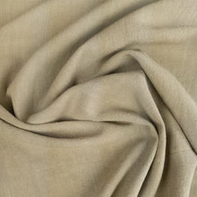 Load image into Gallery viewer, Viscose Linen Noil - Sand - 1/2 metre