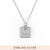 Wildrose Necklace Silber