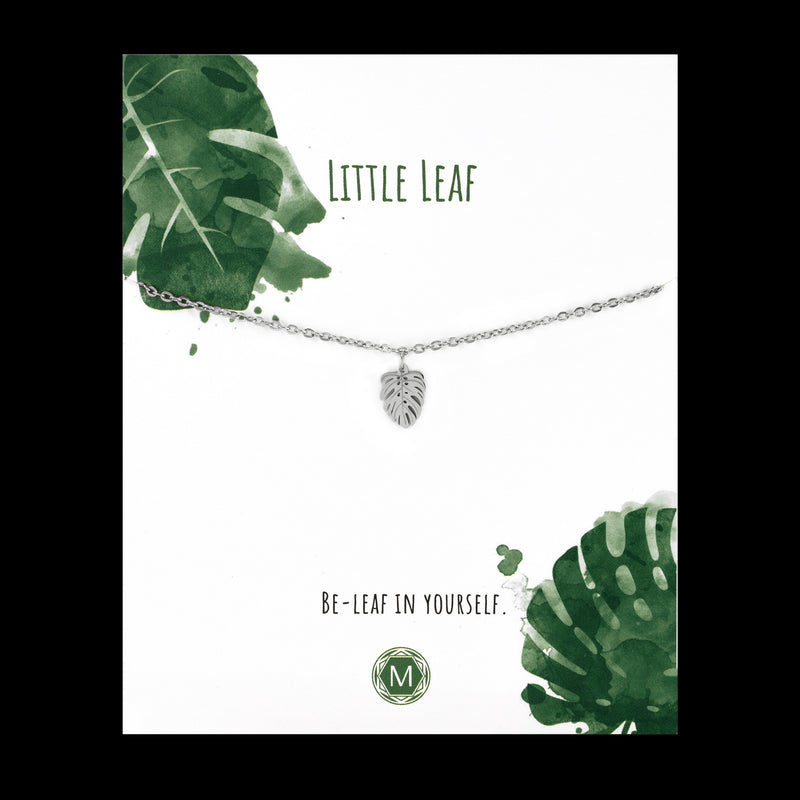 Little Leaf Bracelet