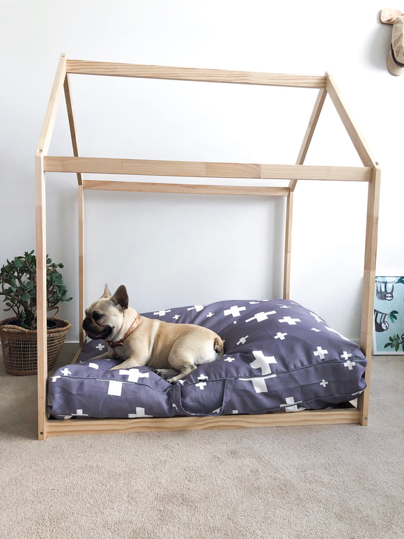 Dog house bed - Hali and Co